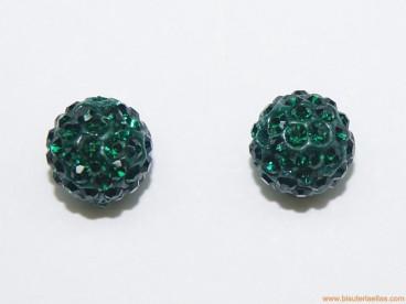 Bola de férido Ø10mm paso 2mm verde