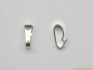 Anilla colgante en plata 8mm