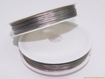 Hilo de acero encamisado 0,50mm