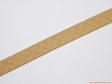 Tira de ante 10x1,5mm beige