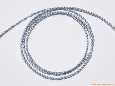 Hilo macramé 1,5mm gris