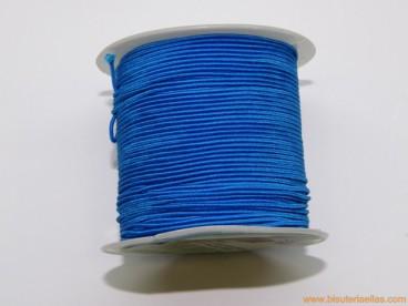 Elástico 1mm azul