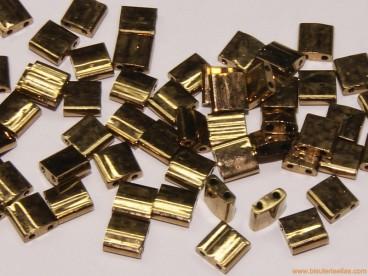 Tila Miyuki 5mm bronce metálico