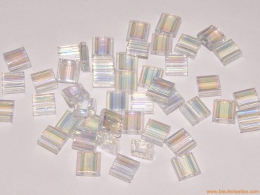 Tila Miyuki 5mm cristal AB
