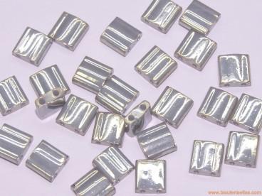 Tila Miyuki 5mm gris ahumado