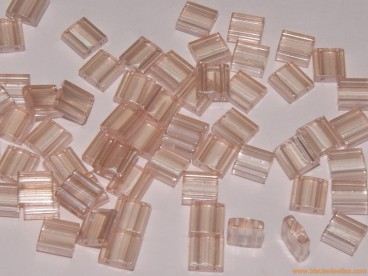 Tila Miyuki 5mm rosa palo
